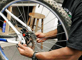 Cursus fietsen maken